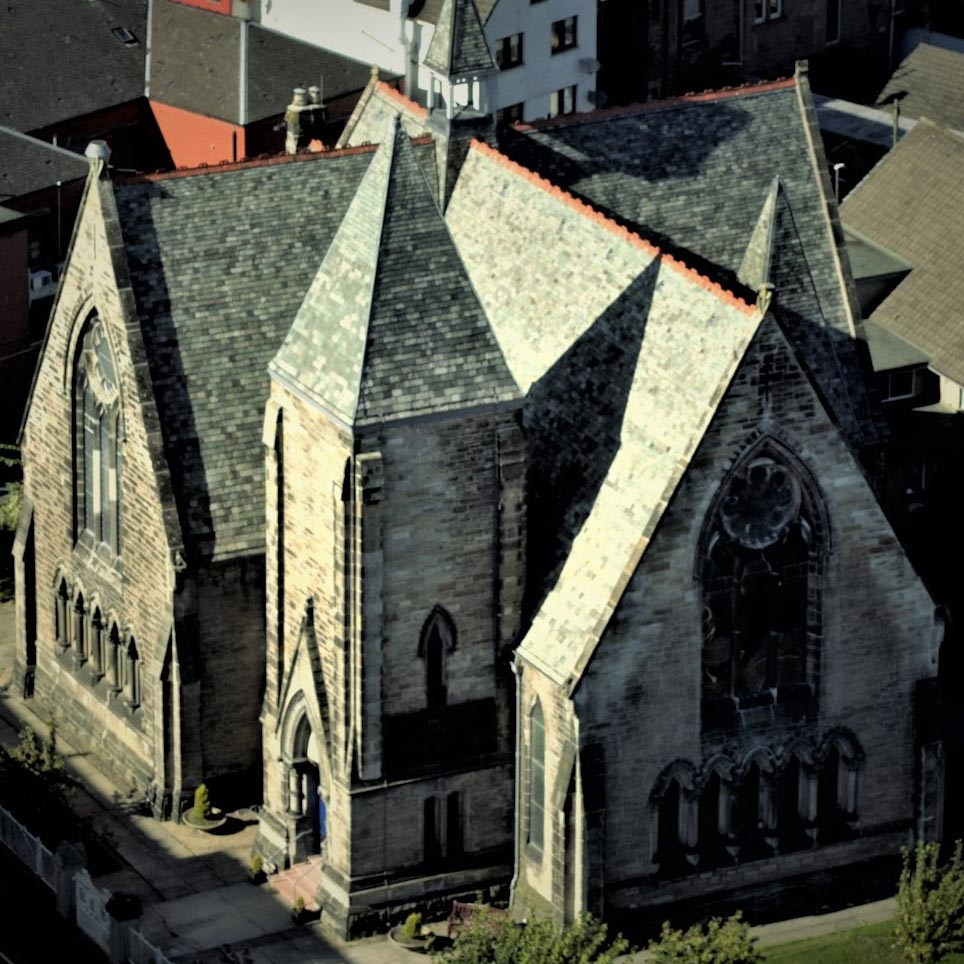 Cadzow Church